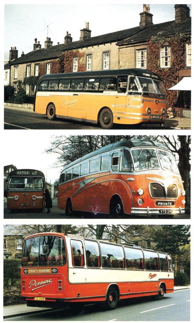 penine buses